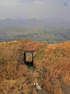 Gate of Salher fort